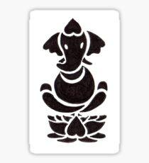 Simply Ganesh Sticker