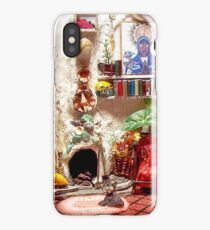 La Casita (Little House) /Scene from a Miniature) iPhone Case