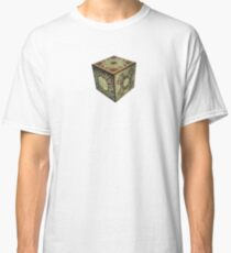 The Lament Configuration (aka Hellraiser Puzzle Box) Classic T-Shirt