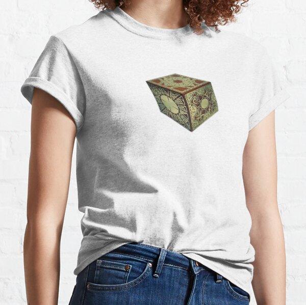 The Lament Configuration (aka Hellraiser Puzzle Box) Classic T-Shirt