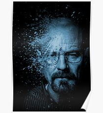 Walter White Breaking Bad Poster