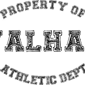 Walhain Athletic Dept by wasapa