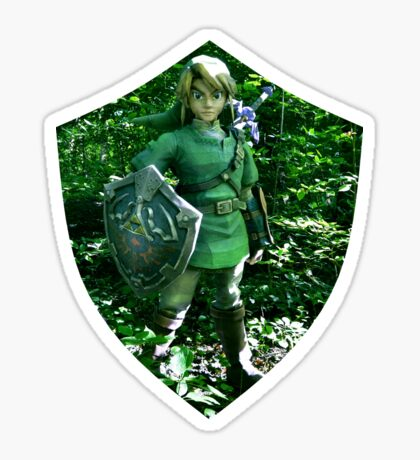 The Legend of Link Sticker