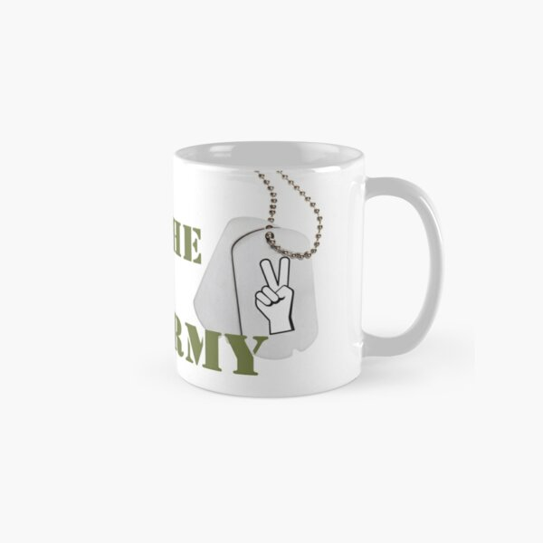 Vla Army Alexander Vlahos Fan Merchandise Classic Mug