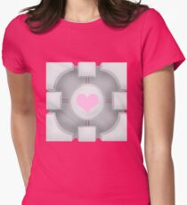 Weighted Companion Cube (Portal 2) T-Shirt
