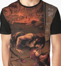 Sasuke & Sakura Graphic T-Shirt