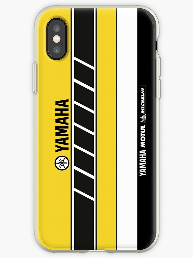 coque iphone 8 moto yamaha