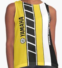 Team Yamaha Black and Yellow Contrast Tank