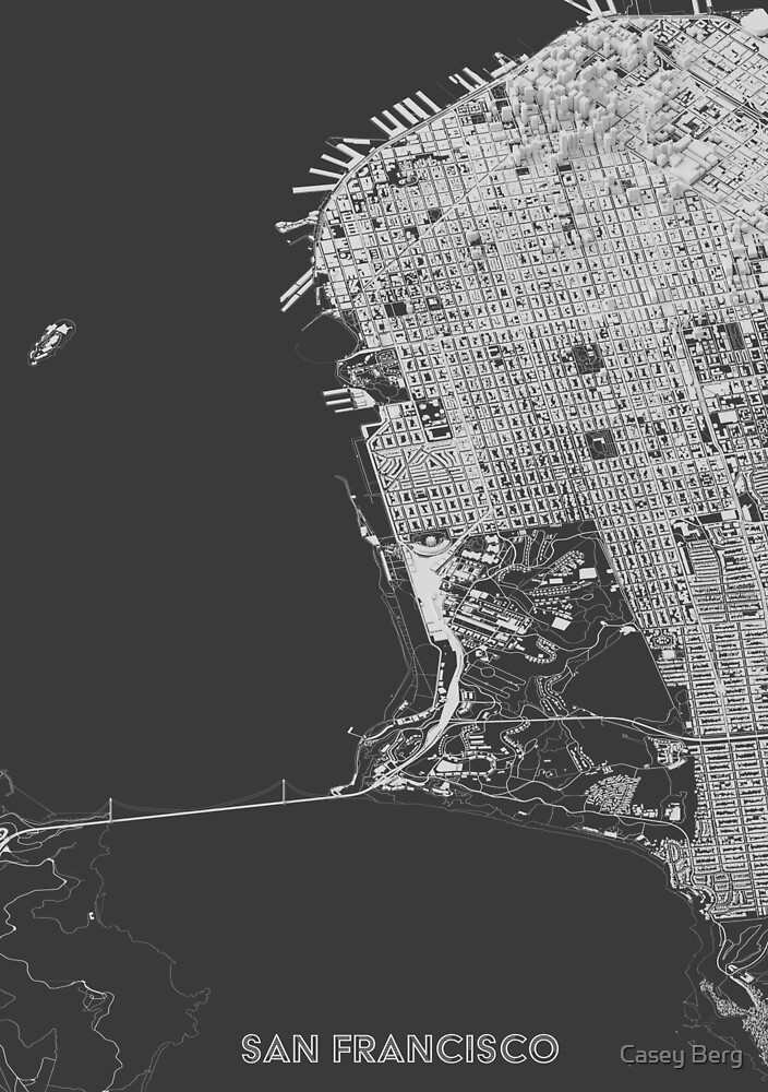 San Francisco by caseyberg