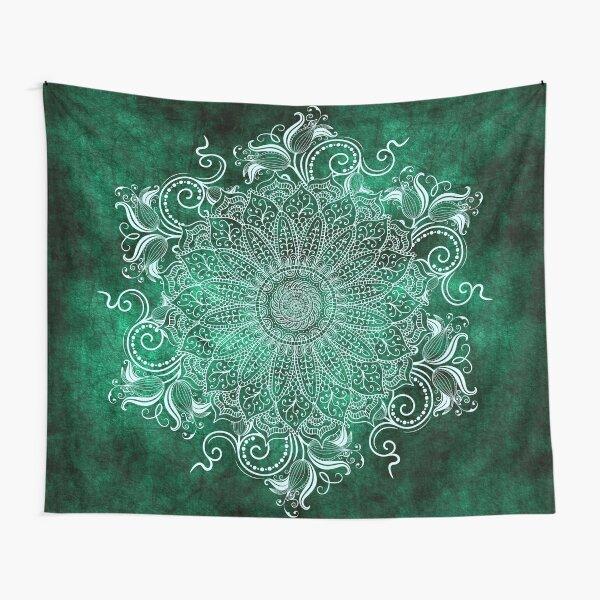 Mandala - Mynt Tapestry