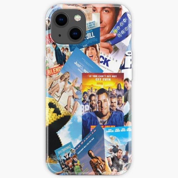adam sandler collage iPhone Soft Case