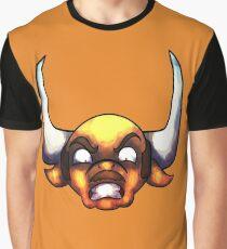 Angry Bovine Graphic T-Shirt