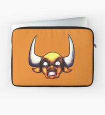 Angry Bovine Laptop Sleeve