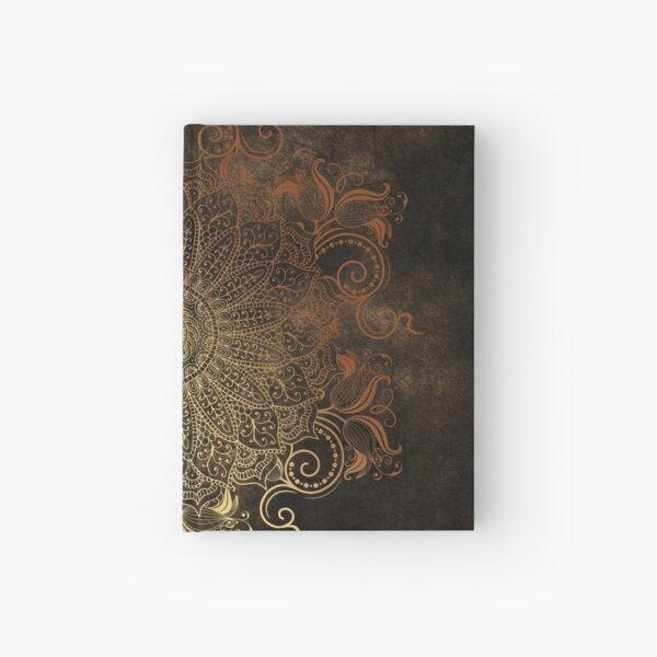 Mandala - Copper Hardcover Journal