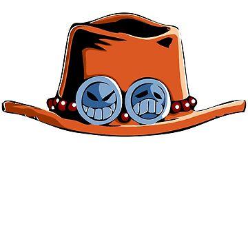 Ace hat by Hisoka