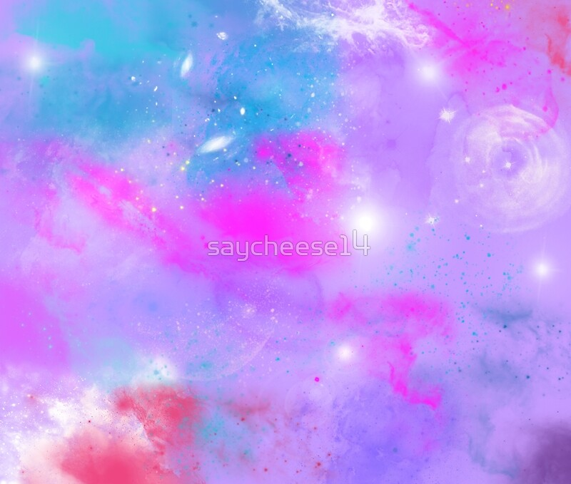 quotpastel galaxyquot by saycheese14 redbubble