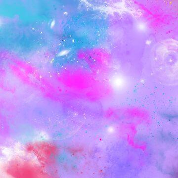 Pastel Galaxy by saycheese14