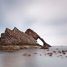 Portknockie Stack by Grant Glendinning