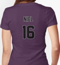 Teen Top Niel Jersey Womens Fitted T-Shirt