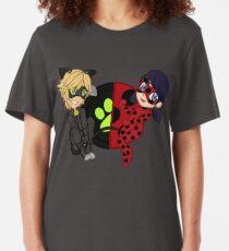 LadyNoir Slim Fit T-Shirt