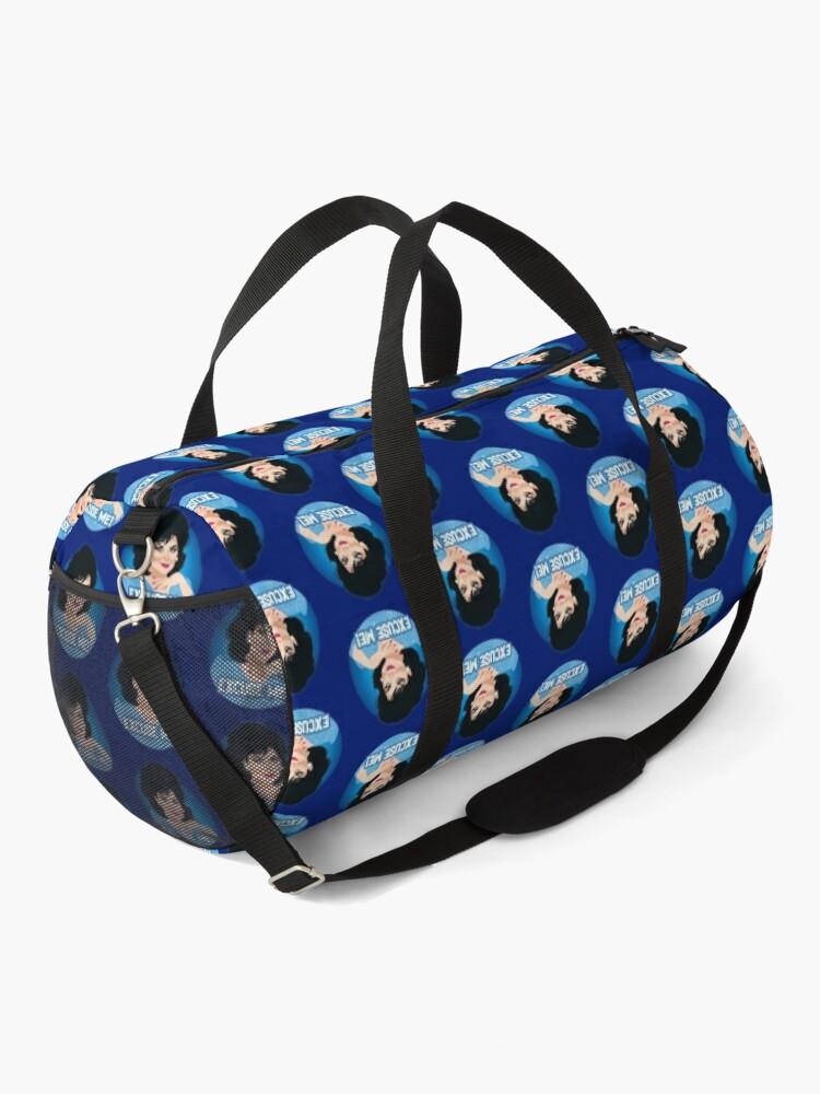 Alternate view of Excuse me! Duffle Bag