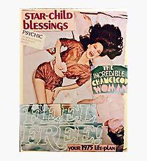 Star-Child Photographic Print