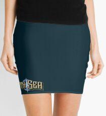 7th Sea Logo Mini Skirt