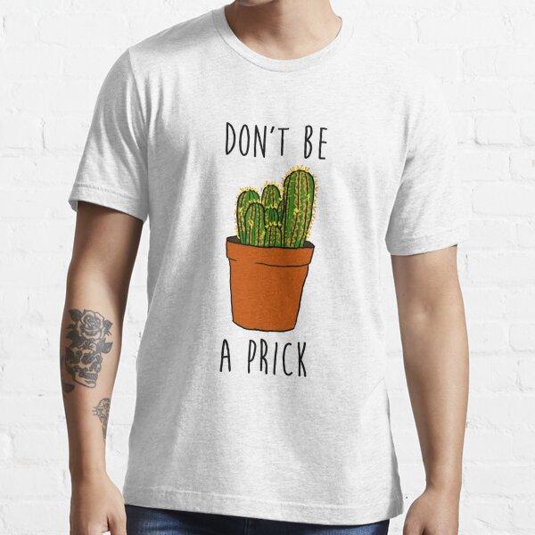 Funny Cactus Art Vintage Sweatshirt Cool Plants Humorous Shirt Retro Style Design