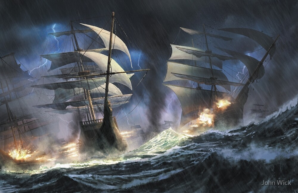 Core Rulebook: Ships by John Wick