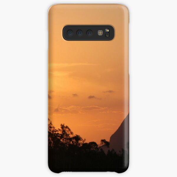 Glasshouse Sun Samsung Galaxy Snap Case