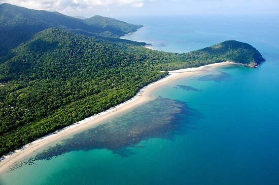 Cape Tribulation Queensland by Dean Jewell
