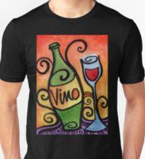 Vino - the Wine Lover T-Shirt