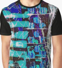 X-ray Paint Graphic T-Shirt