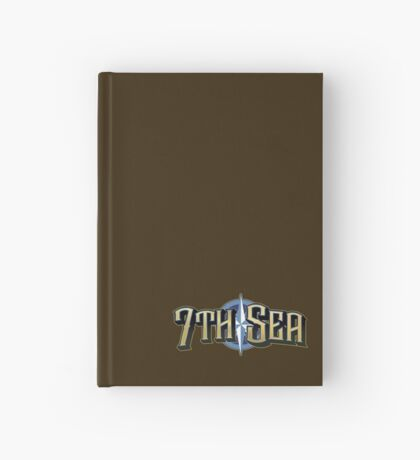 7th Sea Logo Hardcover Journal