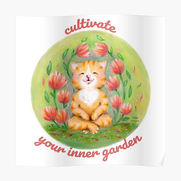 Your Inner Garden Poster