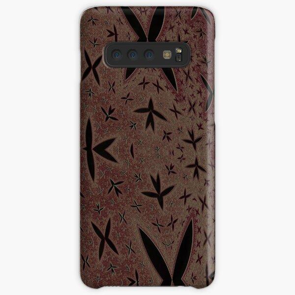 Birds and butterflies Samsung Galaxy Snap Case