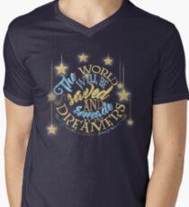 Empire of Storms - Dreamers Men's V-Neck T-Shirt
