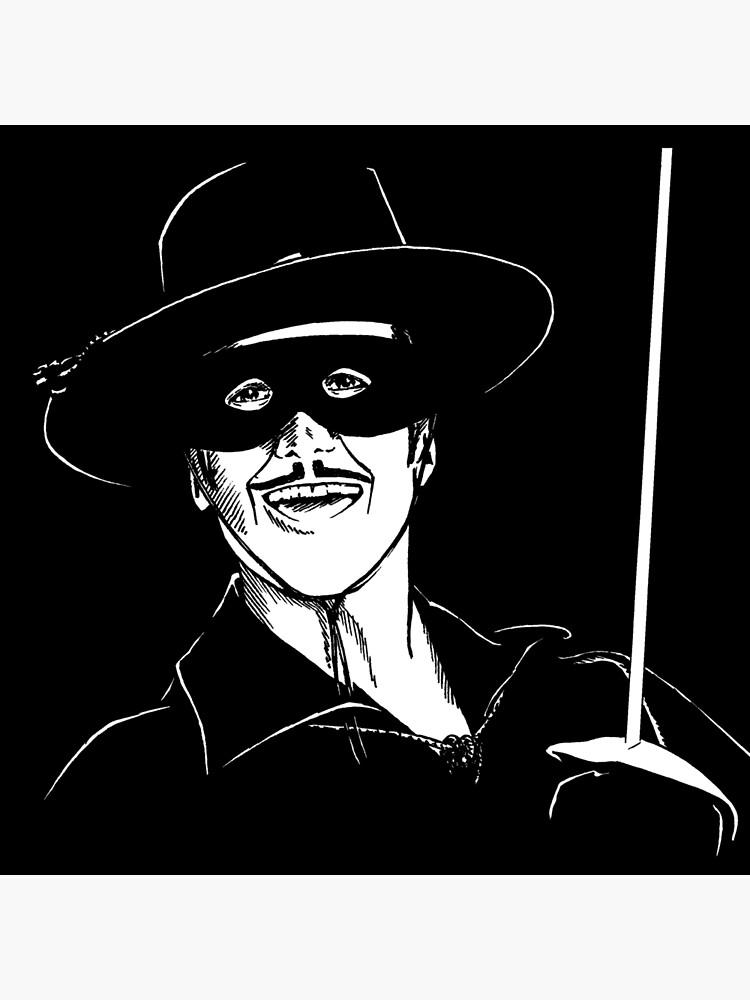 Zorro - George by kerchow