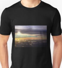 Sunset over Patagonia Unisex T-Shirt