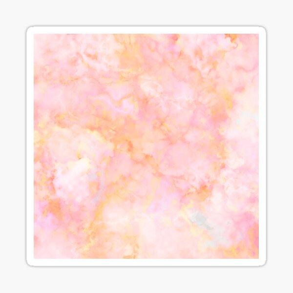 Pastel Rose Marble texture Sticker