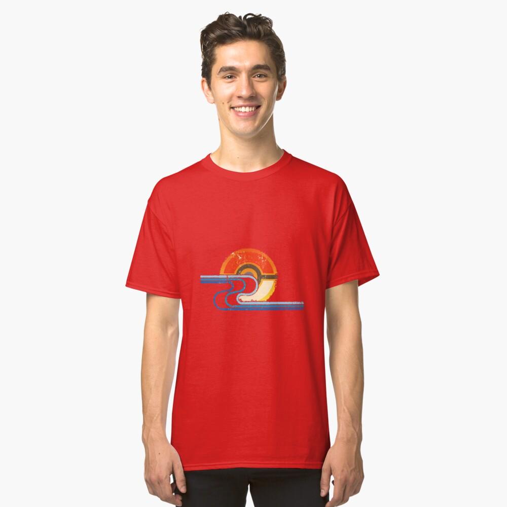 Pokemon Beach Tee Classic T-Shirt Front