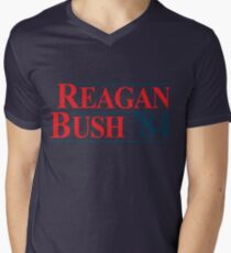 Legendary Regan Bush 84 Campaign T-Shirt