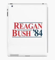 Legendary Regan Bush 84 Campaign iPad Case/Skin