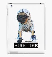 PUG LIFE PEE WEE iPad Case/Skin