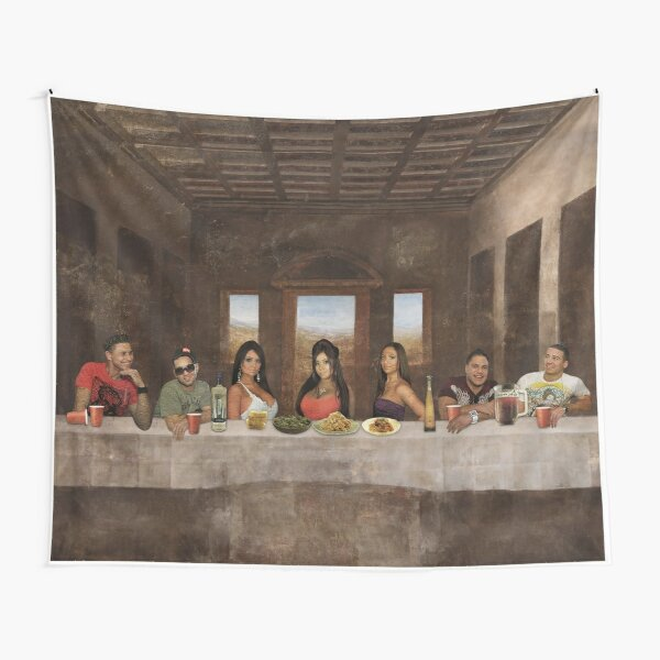 the last family dinner Tapestry
