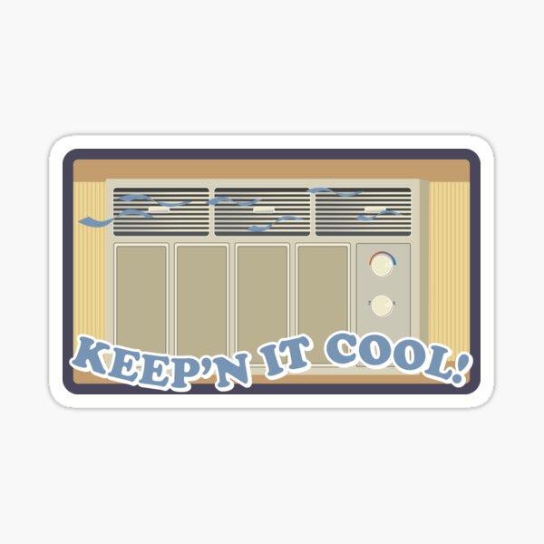 Keep'n It Cool Sticker