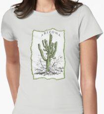Arizona Saguaro art T-Shirt