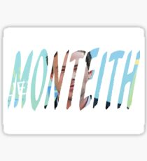 Cory Monteith Sticker