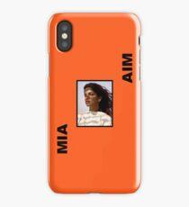MIA - AIM iPhone Case/Skin