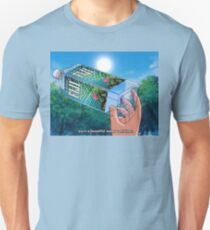 Fiji Water Anime Unisex T-Shirt